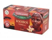 "Čaj ""TeekanneRooibos Vanilla"", 20x1,75 g"