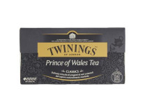"Čierny čaj, 25x2 g, TWININGS ""Prince of Wales"""