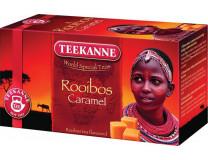 Bylinný čaj, 20x1,75 g, TEEKANNE, rooibos-karamel