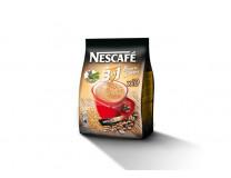 "Instantná káva stick, 10x16,5 g, NESCAFÉ ""3in1"", s hnedým cukrom"