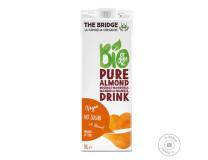 Mandľové mlieko, bio, 1 l, THE BRIDGE