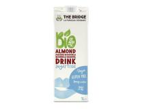 Mandľové mlieko, bez cukru, bio, 1 l, THE BRIDGE