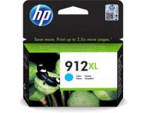 3YL81AE náplň do Officejet 8023 All-in-One tlačiarní, HP 912XL, cyan, 825 strán
