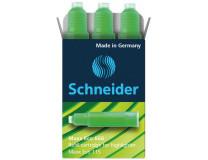 """Náhradná náplň do zvýrazňovača """"Maxx Eco 115"""", SCHNEIDER """"Maxx Eco 666"""", zelená"""