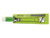 """Náhradná náplň, k zvýrazňovačom """"Boss"""", STABILO """"Boss"""", zelená"""