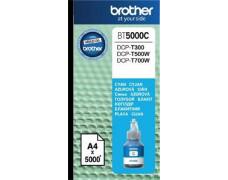 BT5000C Náplň DCP T-300, 500W, 700W, BROTHER modrá, 5K