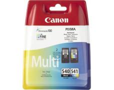 CL541/PG540 náplň multipack k tlačiarňam Pixma MG2150, 3150,  CANON b+c, 2*180 strán