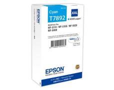 C13T789240 náplň do tlačiarní WF-5110DW, WF-5190DW, EPSON, modrá, 34,2ml