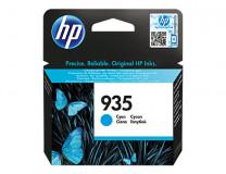 C2P20AE náplň do tlačiarne OfficeJet Pro 6830, HP 935, modrá, 400 str.
