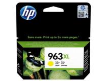 3JA29AE Náplň k tlačiarňam OfficeJet Pro 9010, 9020, HP 963XL, žltá, 1600 strán