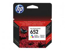 F6V24AE Atramentová náplň k tlačiarňam Deskjet Ink Advantage 1115, HP 652 farebná, 200 strán