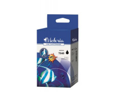 T040 Náplň k tlačiarňam Stylus C62, CX3200, VICTORIA čierna, 17ml