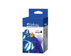 50 Náplň k tlačiarňam Pixma iP2200, MP150, 160, VICTORIA čierna, 22ml
