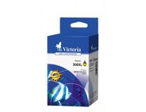 300XL Náplň k tlačiarňam DeskJet D2560, F4224, VICTORIA farbná, 440 strán
