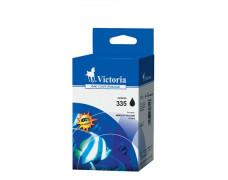 350 Náplň k tlačiarňam DeskJet D4260, OfficeJet J5780, VICTORIA čierna, 21ml