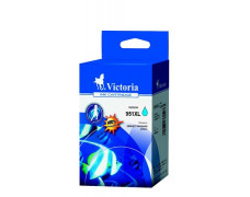 951xl náplň do tlačiarne OfficeJet Pro 8100, VICTORIA, modrá, 20ml