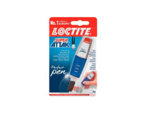 "Sekundové lepidlo, 3 g, HENKEL ""Loctite Super Attak Perfect Pen"""
