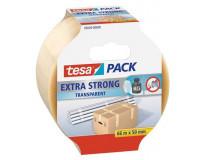 "Baliaca páska, 50 mm x 66 m, TESA ""Extra Strong"", priehľadná"