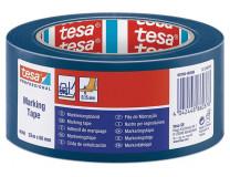 "Označovacia páska, 50 mm x 33 m, TESA ""Professional"", modrá"