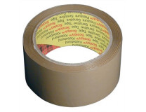 Baliaca páska, 50 mm x 66 m, 3M SCOTCH, hnedá