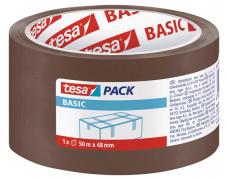 "Baliaca páska, 48 mm x 50 m, TESA ""Basic"", hnedá"