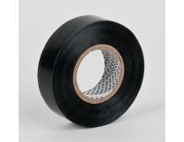 Izolačná páska, PVC, 20 m x 19 mm, čierna