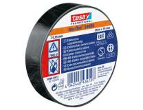 """Izolačná páska, 19 mm x 20 m, TESA """"Professional"""", čierna"""