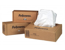 Odpadové vrecia do skartovacích strojov, kapacita: 150-160 l, FELLOWES