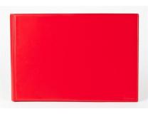 Doska s rýchlosvorkou, A3, ležatá, VICTORIA, červená