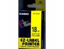18mm x 8m páska žltá-čierna