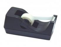 Dispenzor na lepiacu pásku, stolový, DONAU, čierny