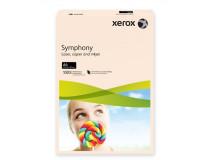 """Kancelársky papier, farebný, A4, 160 g, XEROX """"Symphony"""", lososový (pastelový)"""