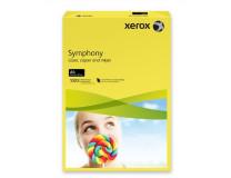 """Kancelársky papier, farebný, A4, 160 g, XEROX """"Symphony"""", tmavožltý (intenzívny)"""