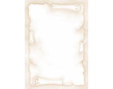 Predtlačený papier, A4, 90 g, APLI, pergamenový vzor