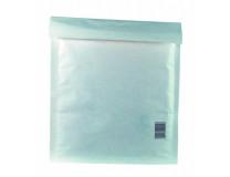 Bublinková obálka, vonkajšie rozmery: 170x225 mm, vnútorné rozmery: 150x215 mm, VICTORIA, biela