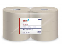 """Toaletný papier, 1-vrstvový, maxi, priemer: 28 cm,  LUCART """"Jumbo 28"""", prírodný"""