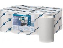 """Papierová utierka, kotúčová, priemer: 13 cm, M3 systém, Advanced, TORK """"Reflex™"""", biela"""