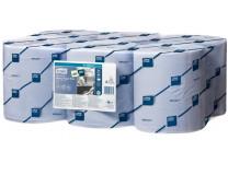"""Papierová utierka, kotúčová, priemer: 18,5 cm, M4 systém, Advanced, TORK """"Reflex™ plus"""", modrá"""