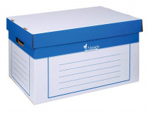 Archívna krabica  , 320x460x270 mm, kartónová, VICTORIA