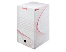 BOXY archívny box biely,  20 cm
