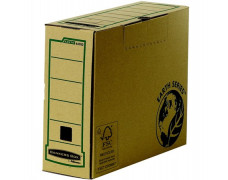 "Archívny box, 100 mm, ""BANKERS BOX® EARTH SERIES by FELLOWES®"""