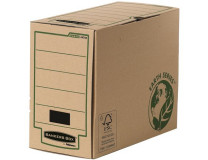 "Archivačná krabica, 150 mm, ""BANKERS BOX® EARTH SERIES by FELLOWES®"", hnedá"