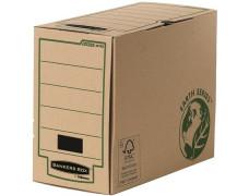 "Archivačná krabica, 150 mm, ""BANKERS BOX® EARTH SERIES by FELLOWES®"", hnedá"