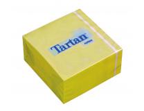76x76 samolepiaci bloček, žltý, 400 listov