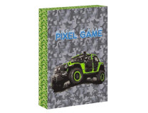 """Box na zošity, A4, """"Pixel"""""""