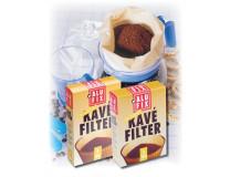 Kávový filter, pre 2 osoby