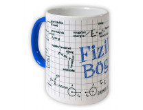 Hrnček na čaj, fyzika, 32 cl