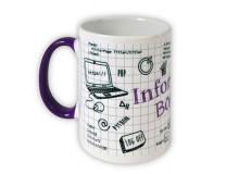 Hrnček na čaj, informatika, 32 cl