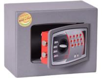 "Bezpečnostný safe, elektronický zámok, 6l, 220x280x150mm, TECHNOMAX ""SMTO 1"""
