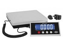 """Balíková váha, digitálna,  nosnosť: 50 kg, WEDO """"Paket 50 Plus"""""""